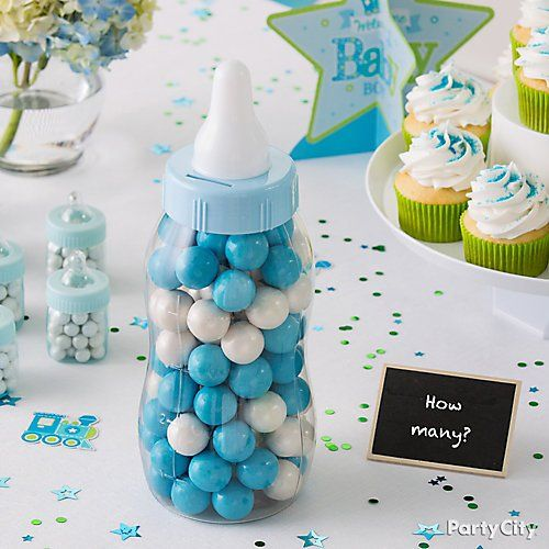 Blue Safari Baby Shower Ideas | Baby Shower it's a Boy! | Baby