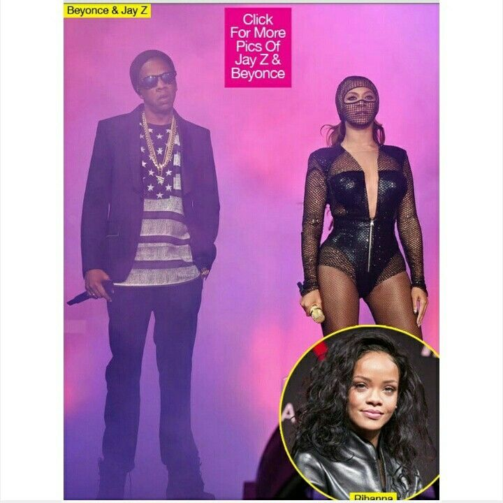 """#Beyonce and #JayZ may be putting on a united front while touring the country together, but a new report suggests that the Rihanna affair rumorsare putting a strain on their marriage!  BeyonceandJay Zare one of the #most famous celebrity couples, but they also (try to) leadveryprivate lives. We told you thatthe #famous elevator fighton May 5, between#Solange KnowlesandJay at The Standard Hotel, was instigated by Jay's""""too close for comfort"""" relationship with designerRachel Roy…"""