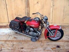 Machete motociclete retro - Harley