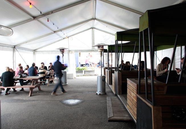 A Day at the Trailer Park  #foodtrucks #villagemelb #melbourne #trailerpark #foodies   Trailer Park in the Garden at Village Melbourne, St Kilda Road