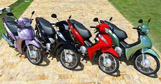 Honda Biz 125 2012 Honda Biz 125 2012   fotos