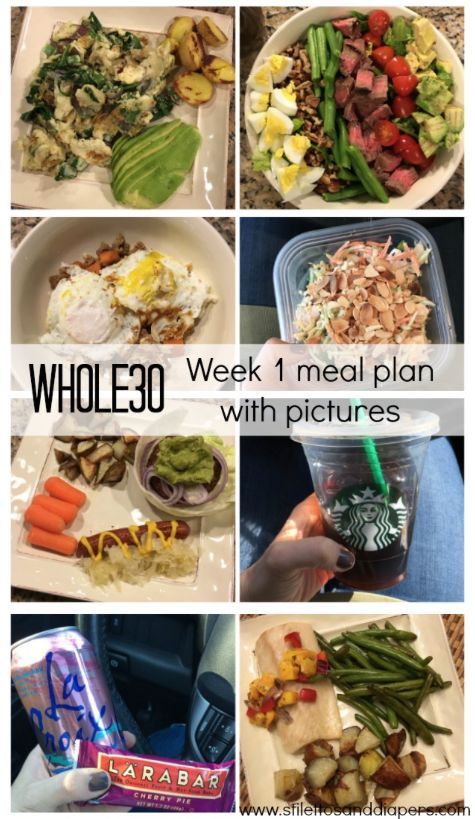 Well, it's been 1 whole week and I can say this Whole30 thing is way easier than I thought. Sure I've had my moments of wanting junk, but I feel good. Here is my diary of thoughts and foods for the fi