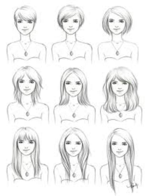 Je haar laten groeien