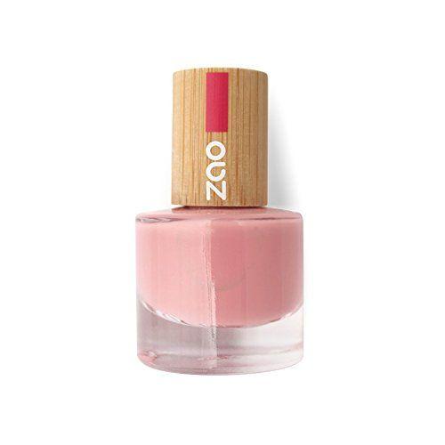 Neglelakk uten skadelige stoffer i fargen pudderaktig gammelrosa. Skadelige ingredienser du ikke finner i ZAO neglelakker:• Dibutylftalat• Toluen• Formaldehyd• Xylen• K