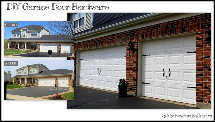 1000 images about garage door hardware placement on for Home hardware garages
