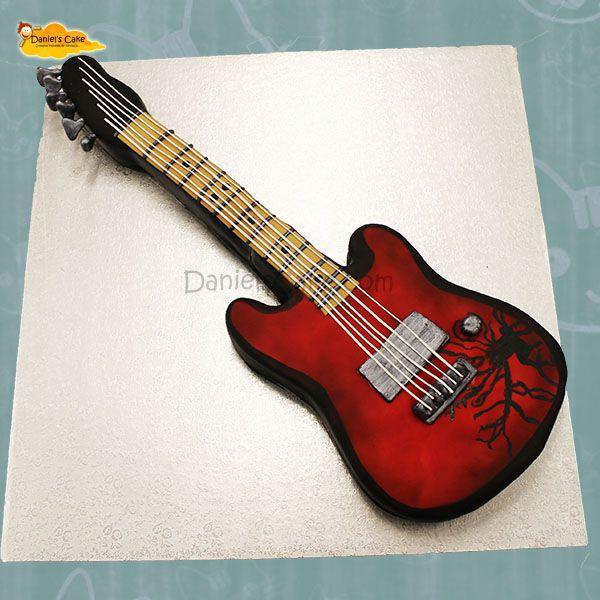 17 mejores ideas sobre torta de guitarra en pinterest for Guitarras barcelona