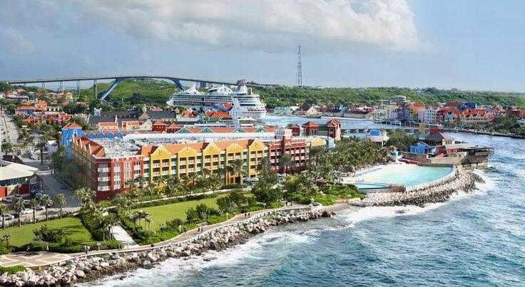 HOTEL キュラソー島・ウィレムスタッドのホテル>オランダ領カリブ諸島の中心部のウィレムスタットに位置>ルネッサンス キュラソー リゾート(Renaissance Curacao Resort)