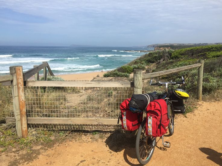 Wonthaggi to Kilcunda Rail trail. A great camping trip to do with kids!