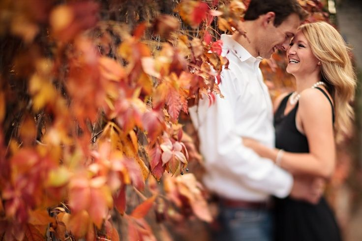 engagement - love the colors