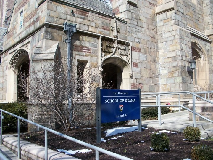 Yale School of Drama - the best drama school in the country and the most creative students around. Follow them.