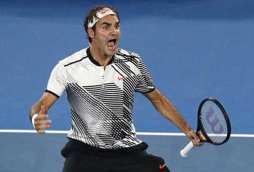 Federer tiếp tục cho thấy sự sung sức, kinh nghiệm thi đấu tuyệt vời khi hạ gục hạt giống số 5 Kei Nishikori sau 3 giờ 27 phút, ở vòng ba vừa qua anh đã đánh bại hạt giống số 10 Tomas Berdych. Tay vợt người Nhật Bản thi đấu nỗ lực, thậm chí có khởi đầu tốt nhưng Federer quá mạnh mẽ, bản lĩnh. N...