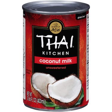 7. Thai Kitchen Coconut Milk #Greatist http://greatist.com/eat/whole30-approved-kitchen-staples