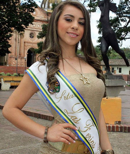 Señorita Las Ferias - 47º Reinado Municipal La Gaitana - Timaná