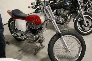 OldMotoDude: 1974 Bultaco Pursang Flat Tracker sold for $5,000 ...