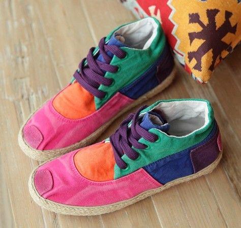 Весна и лето, чтобы помочь низкой освещенности, дышащая мужская повседневная обувь, холст обувь мужская обувь корейской версии приток смешан ...
