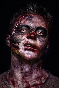 Cheap and easy special effects to add to your zombie costume