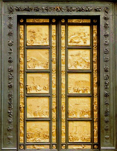Win your dream city break with i-escape u0026 Coggles #Coggles #iescape #  sc 1 st  Pinterest & 19 best Baptistry doors images on Pinterest   Florence Lorenzo ...