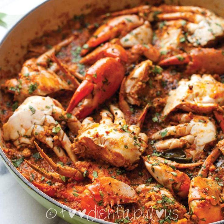 Mangalore-style Crab Sukka Recipe