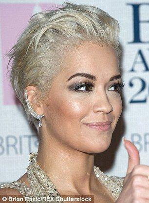 Voice judge Rita Ora turns heads at the Brits with Lorraine Schwartz diamonds (price on application)