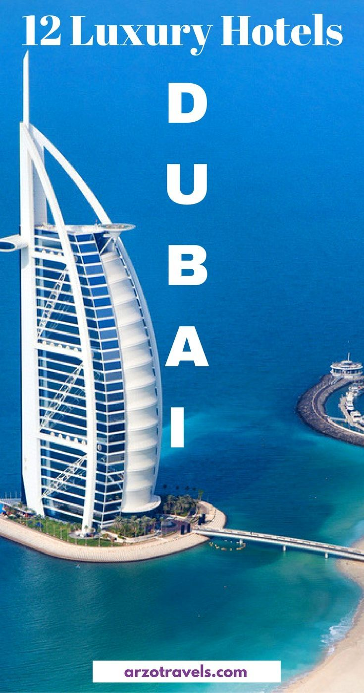 Where to stay in Dubai and Abu Dhabi: Find 12 luxury hotels in Dubai and Abu Dhabi and choose your perfect accommodation for the UAE.