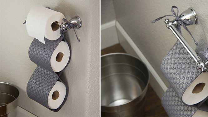 les 25 meilleures id es de la cat gorie porte rouleau de papier toilette sur pinterest. Black Bedroom Furniture Sets. Home Design Ideas