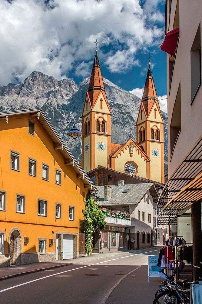 Imst in Tirol, Austria #austria #tirol #imst #feelaustria