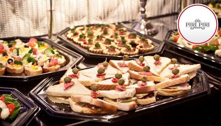 Piri Piri wie, że podstawą udanej imprezy karnawałowej jest dobry catering :-) tel. 12 426 02 24
