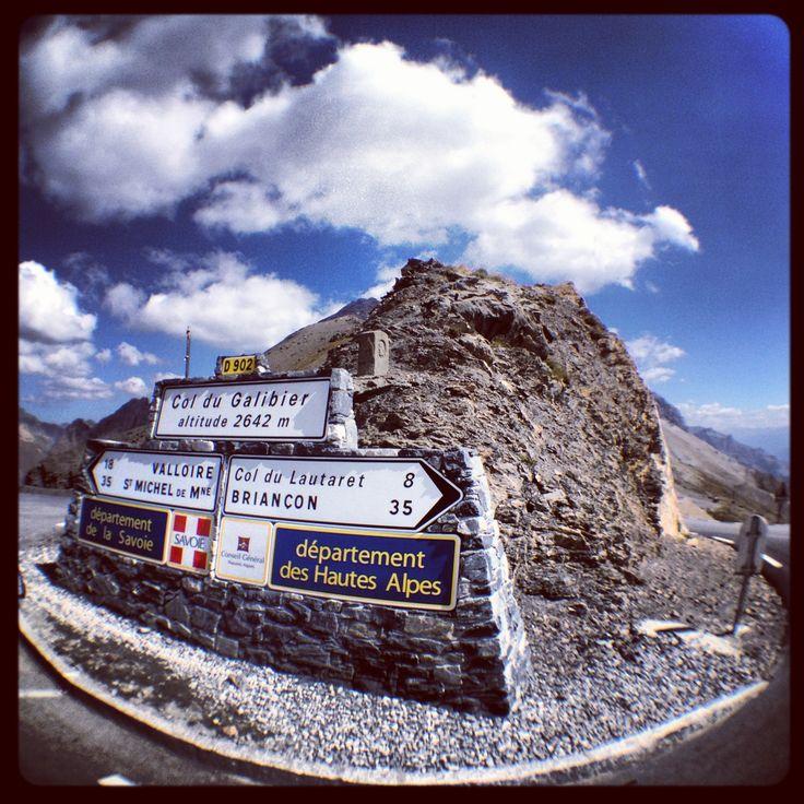 Col du Galibier (2645m)