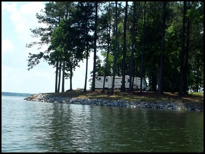 White Tail Ridge COE Campground In LaGrange Georgia Reviewed By Sherry
