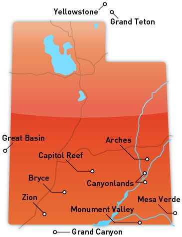 Hoping to add southern Utah to our next trip. Tell me, where should we go?! Utah.com