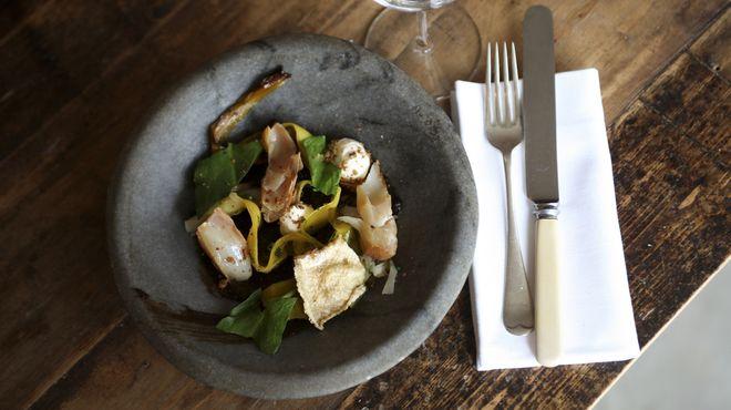 Top ten restaurants in London
