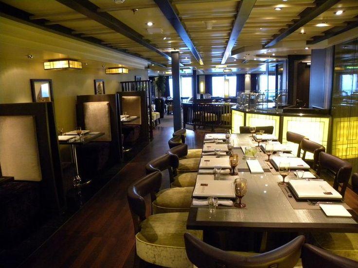 Nieuw Amsterdam Tamarind Restaurant