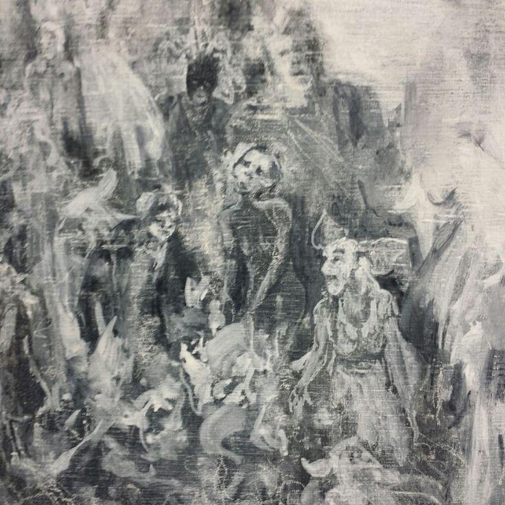 Drawing detail Jayne Anita Smith