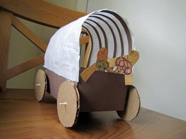 cardboard easy project