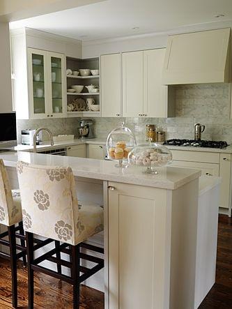 Spotlight sarah richardson and small kitchens on pinterest for Sarah richardson kitchen designs