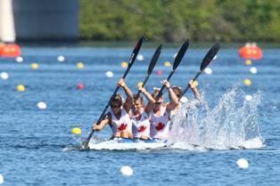 Canoe Niagara 2013