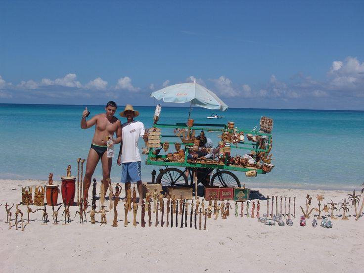 Наши счастливые туристы на Кубе