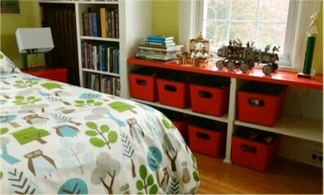 39 best expedit images on pinterest child room - Best way to organize bedroom furniture ...