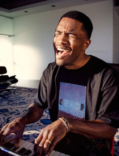 Frank Ocean. My number one love. Expressing his love. This is some real ass dope shxt.