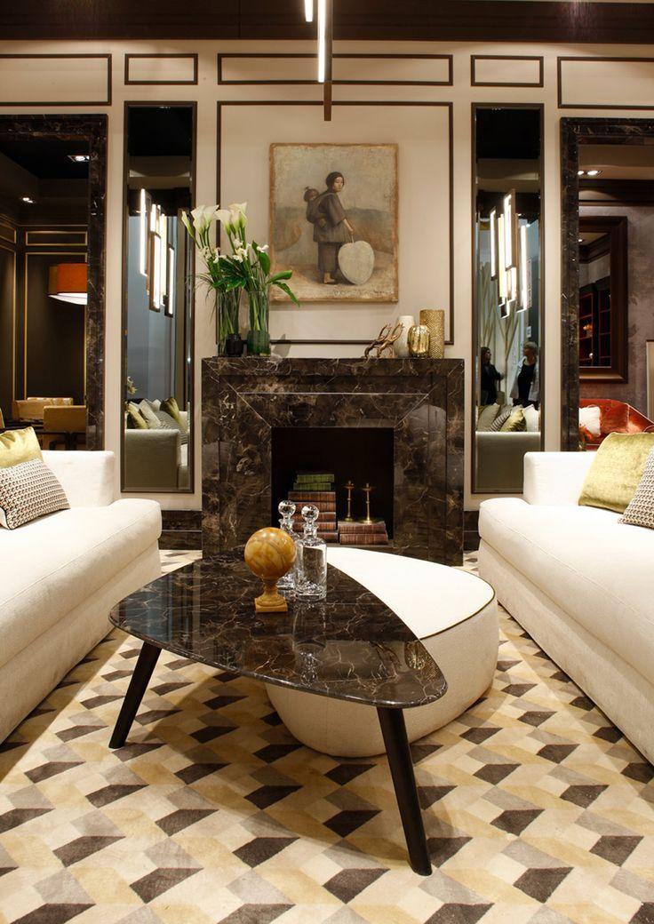 Carpet floor at Oasis Milan Salone del