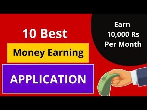 Top 10 Money Earning Apps || Online Earning App 2019 - YouTube