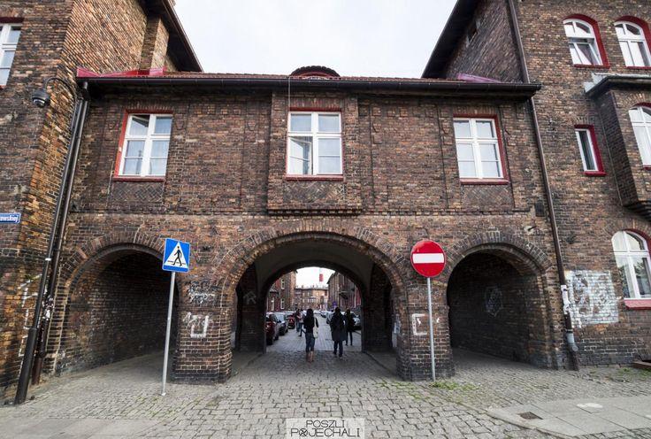 Katowice na wyrywki magiczny Nikiszowiec