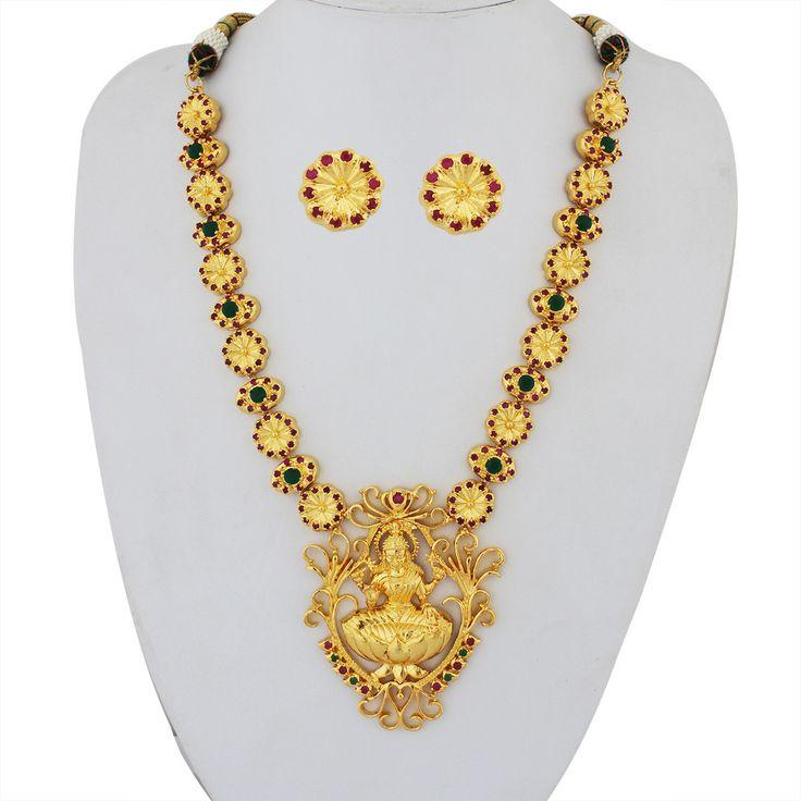 Designer Traditional Antique Necklace Set 150