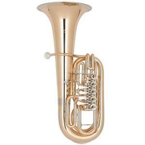 Bb Kaiser Baritone Miraphone - 565 Gold Brass