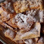 Chiacchiere – Lattughe – Frappe – Crostoli – Bugie – ricetta di Iginio Massari