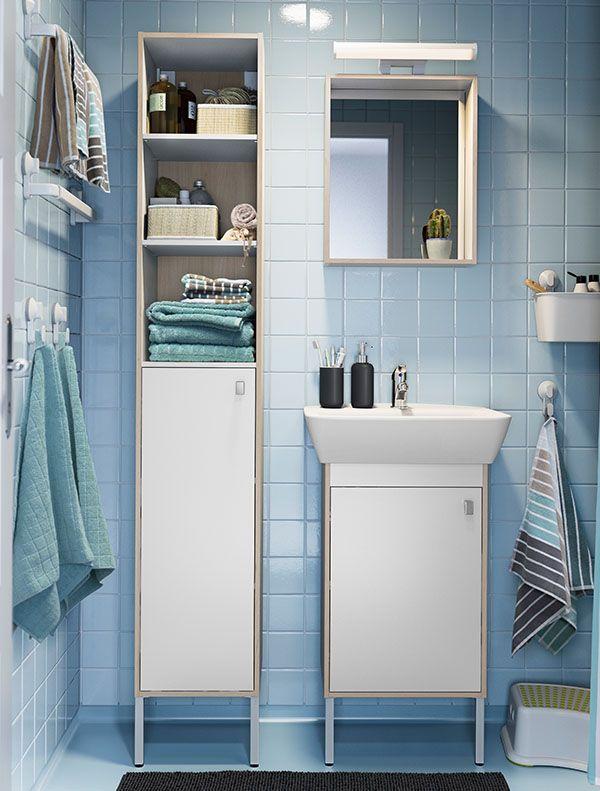 Small Bathrooms Ikea 289 best bathrooms images on pinterest | bathroom ideas, bathroom