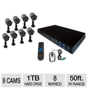 8 Best Electronics Complete Surveillance Systems Images