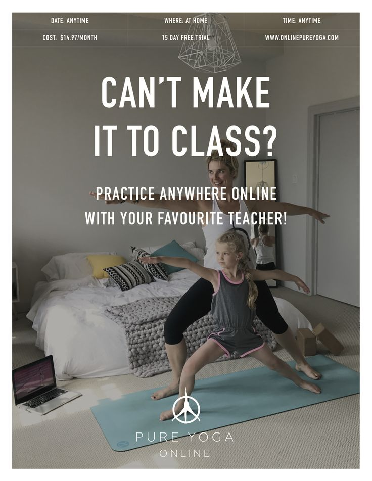 Online Yoga with some of the best teachers in the world. 15 Days Free.
