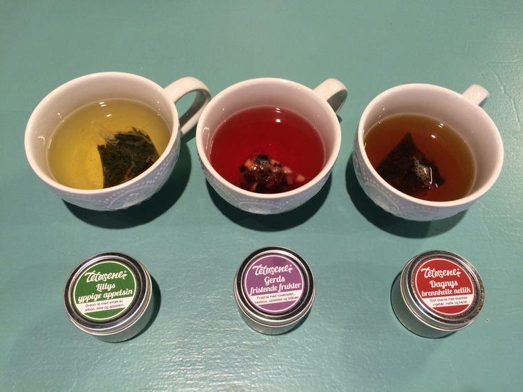 Te fra Tetøsene
