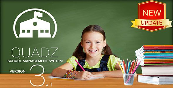 Quadz School Management System by Quadzlab AdministratorAdmin can manage full this software. Add dynamic class, section and group. Admin can select student capacity in a class and section. Admin can view, edit and delete class¡¯s information, section and group. Add new stud